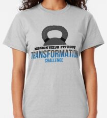 Mission Viejo (Fall) Fit Body Transformation Challenge Classic T-Shirt