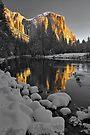 El Capitan Monochrome by photosbyflood