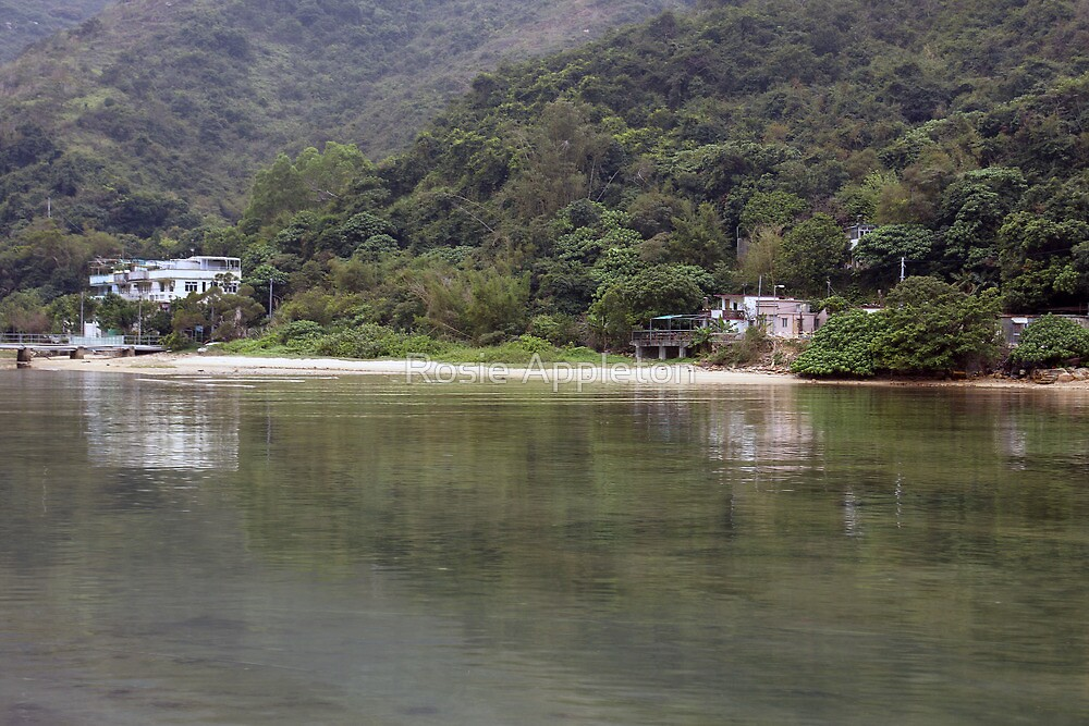 Lamma Island by Rosie Appleton