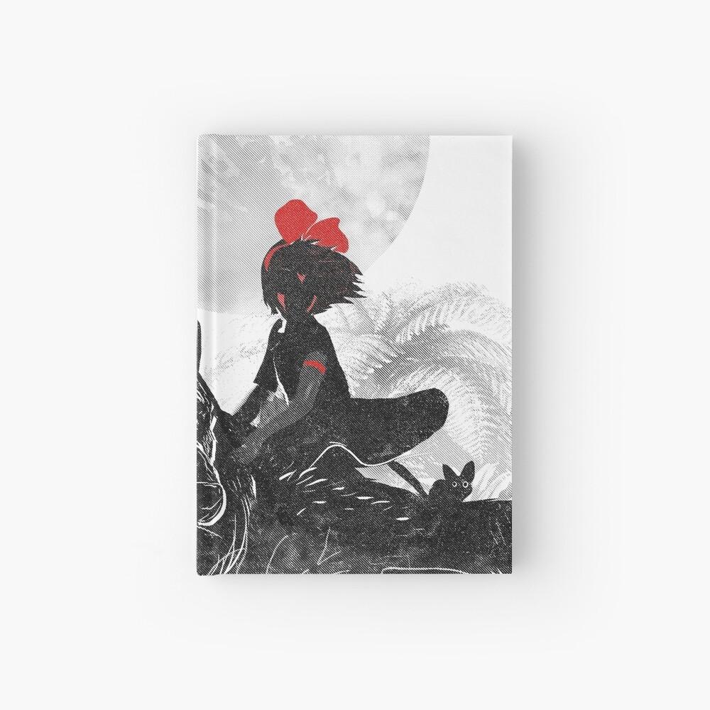princess monokiki Hardcover Journal