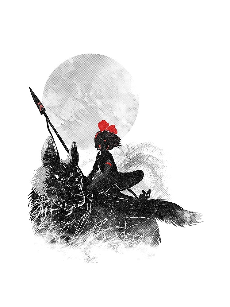 princess monokiki by fredlevy-hadida