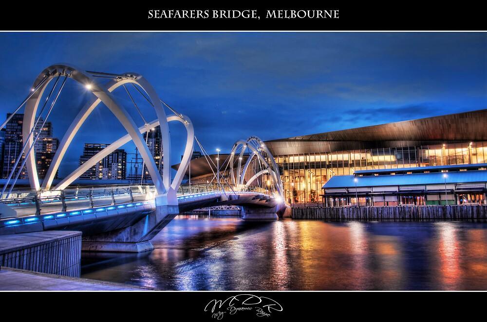 Seafarers Bridge, Melbourne  by Neville Christenson