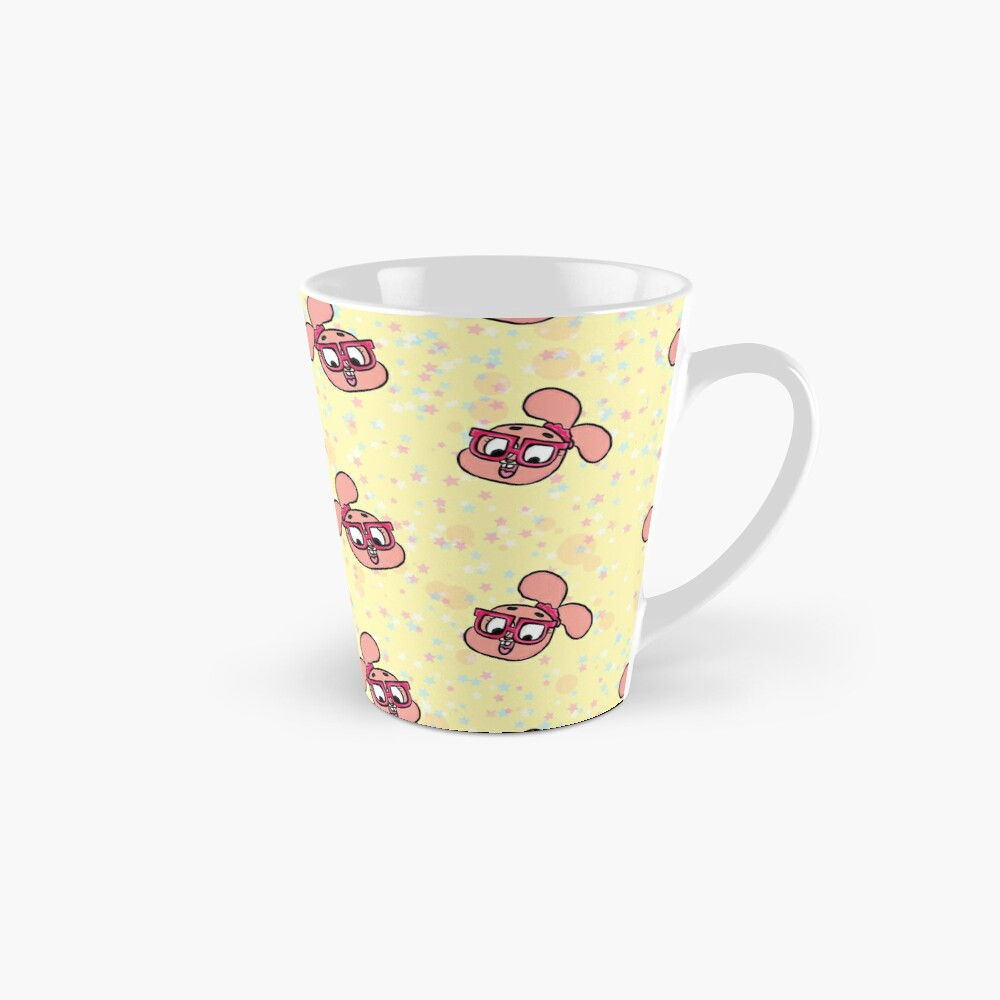 Anais Watterson Pattern - The Amazing World of Gumball Mug