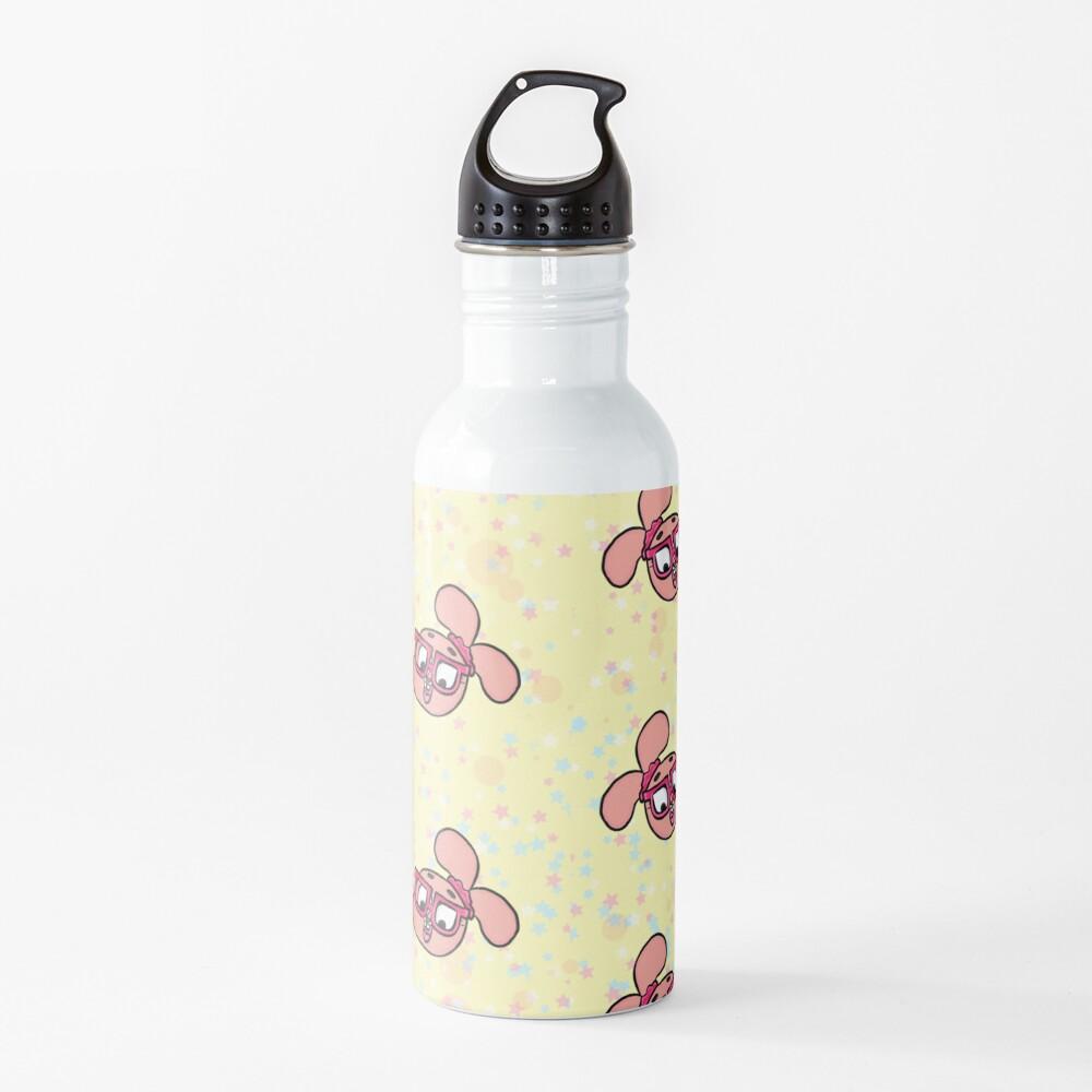Anais Watterson Pattern - The Amazing World of Gumball Water Bottle