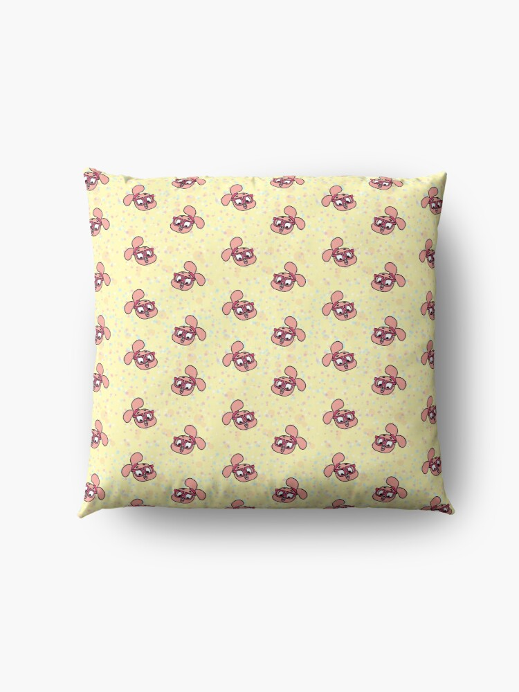 Alternate view of Anais Watterson Pattern - The Amazing World of Gumball Floor Pillow