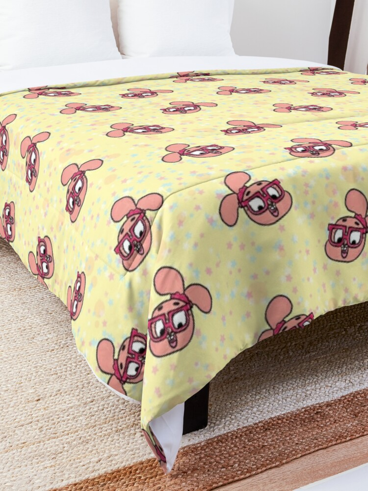 Alternate view of Anais Watterson Pattern - The Amazing World of Gumball Comforter