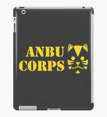Anbu Corps iPad Case/Skin