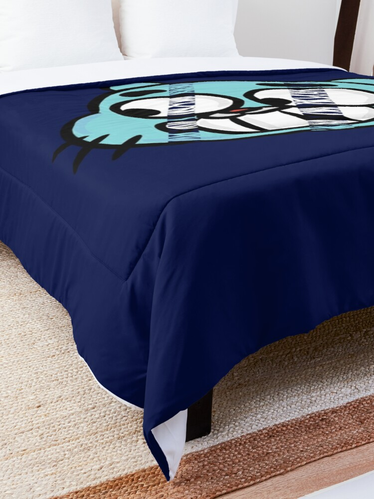 Alternate view of Hang Tight Gumball Watterson Comforter