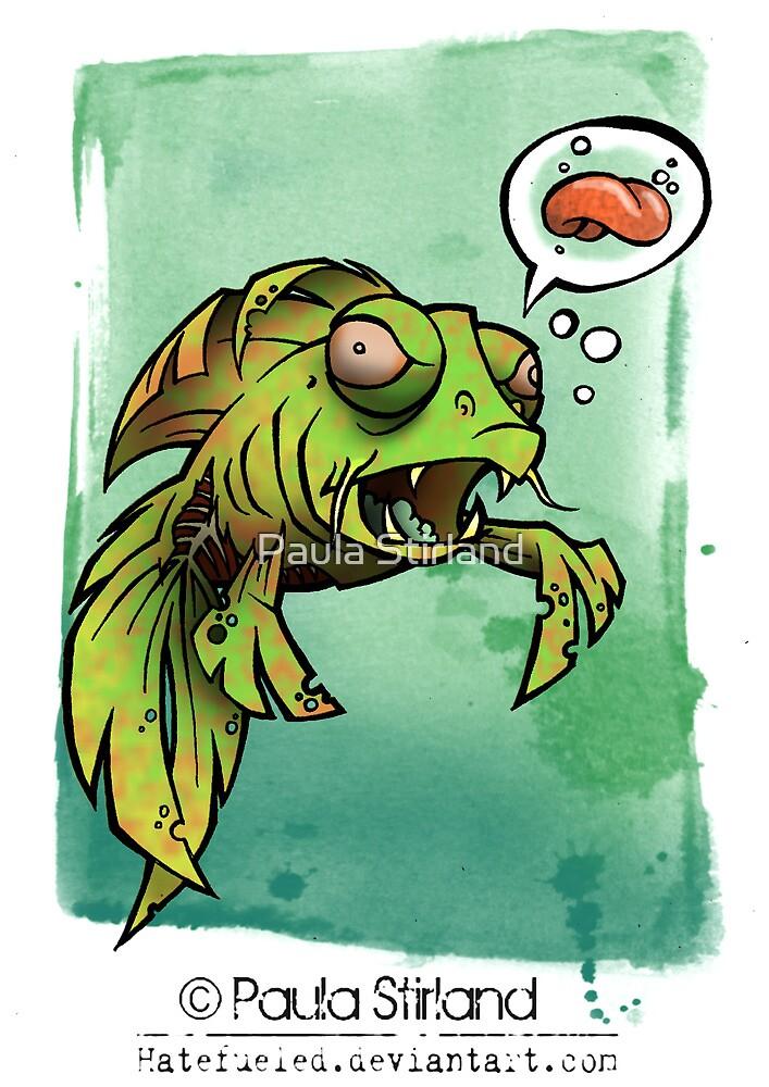Zombiefishy by Paula Stirland