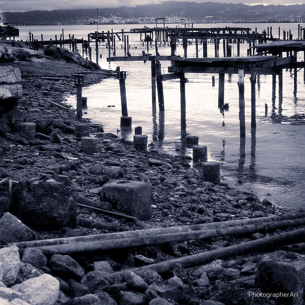 Sunrise Bay 4 by PhotographerAri