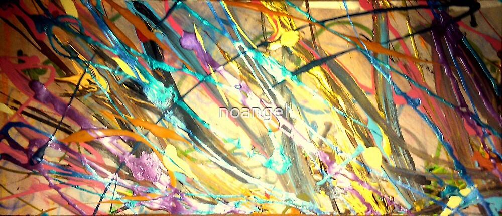 Psychedelic Fire 2 by noangel
