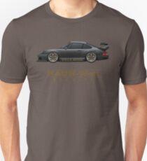 RWB Porsche 911 Slim Fit T-Shirt
