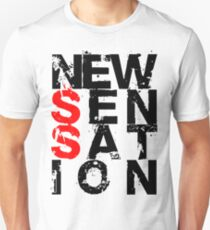 NEW SENSATION Unisex T-Shirt
