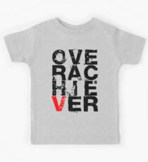 Over Achiever Kids Tee
