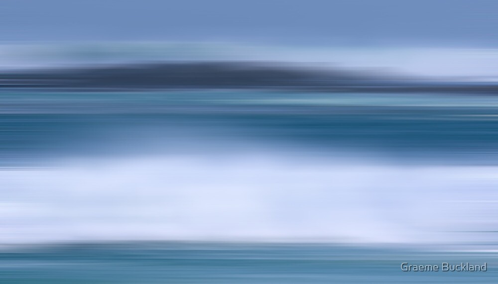 Apollo Bay Beach - Victoria by Graeme Buckland