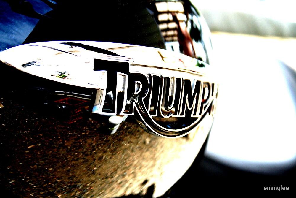 Triumph 1 by emmylee