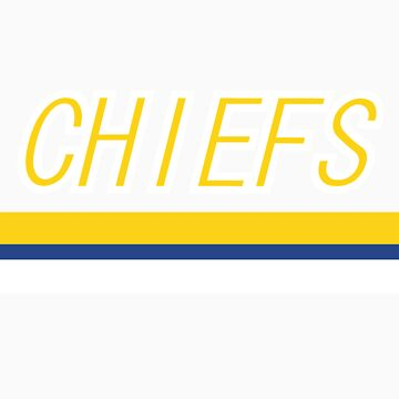 Charlestown Chiefs by NostalgiCon