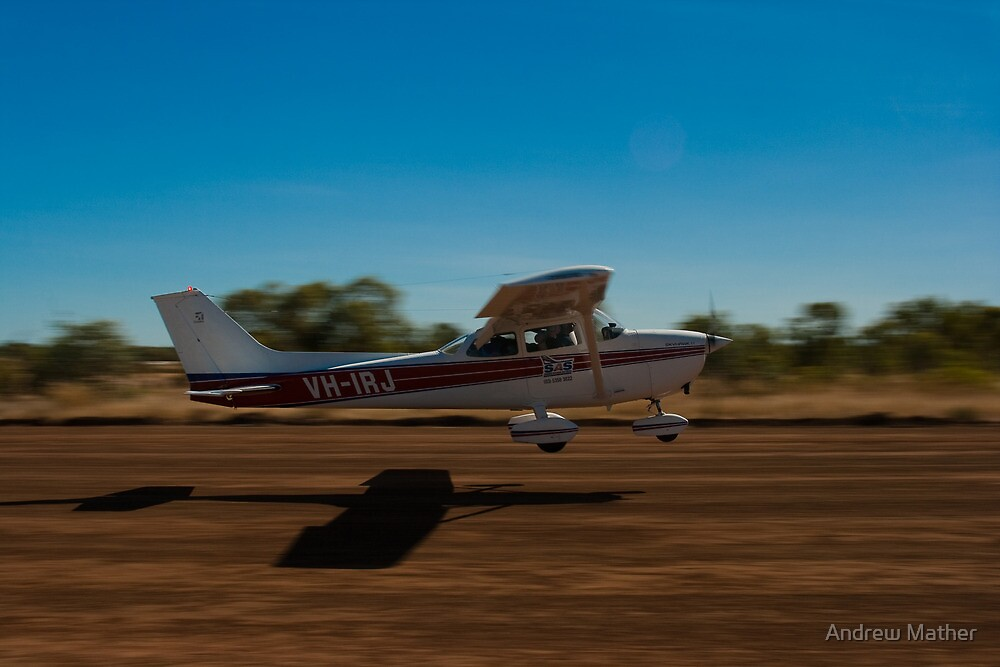 IRJ, you're clear for landing by Andrew Mather