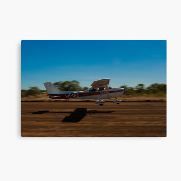 IRJ, you're clear for landing Canvas Print