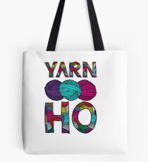 Yarn Ho Tote Bag