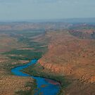 Ord river Escarpment by Andrew Mather