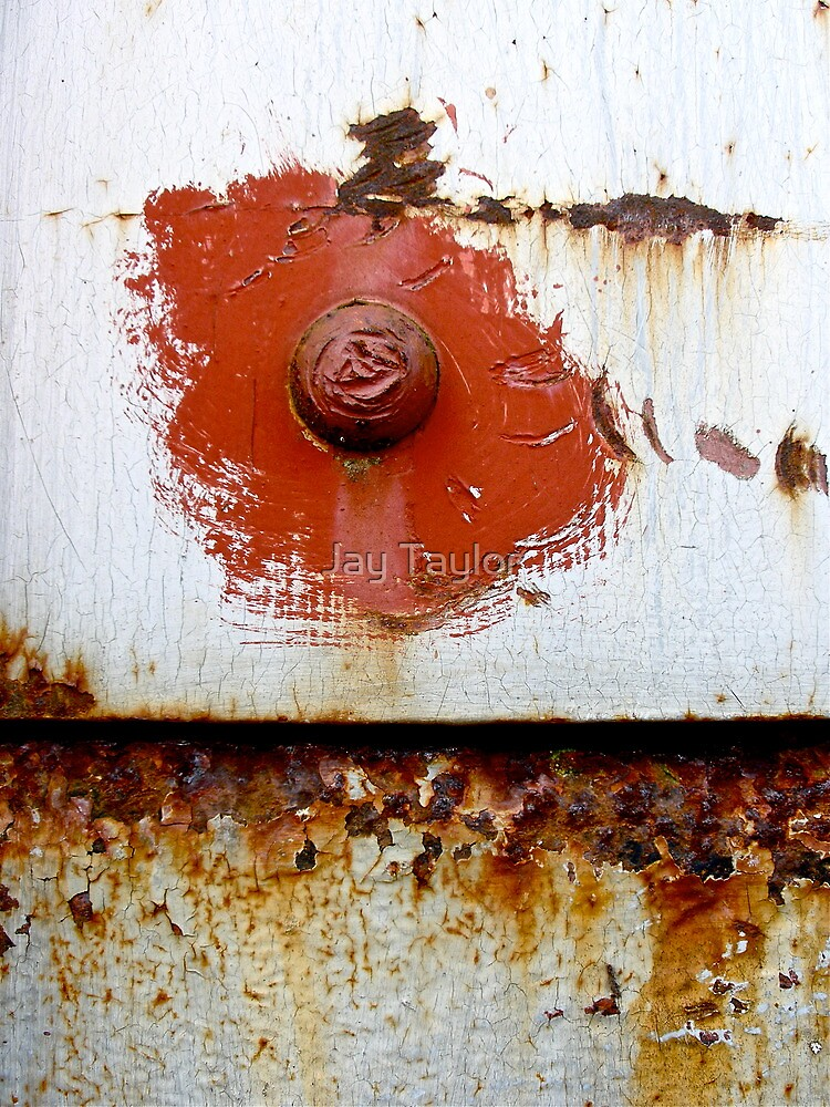 Rust Bloom by Jay Taylor