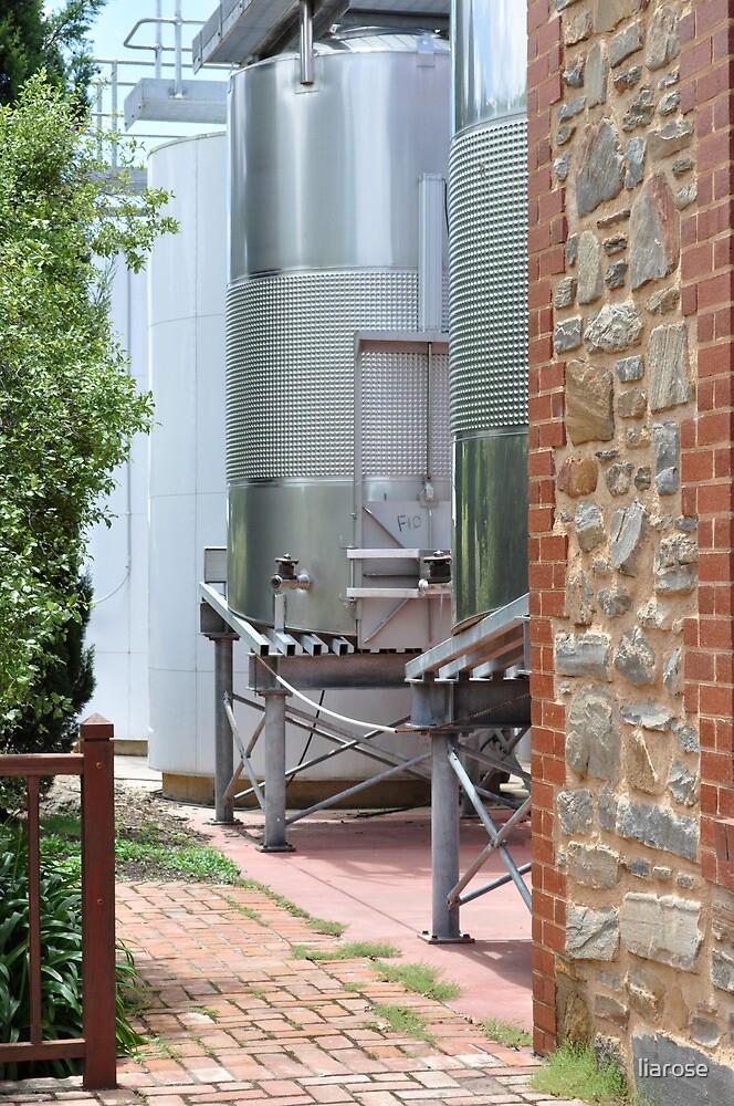 Keisler Winery Barossa Valley by liarose