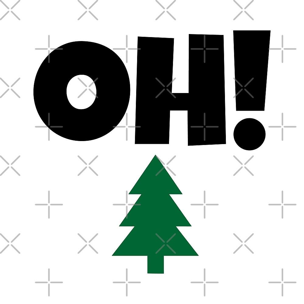 Oh Christmas tree Christmas carol by theshirtshops