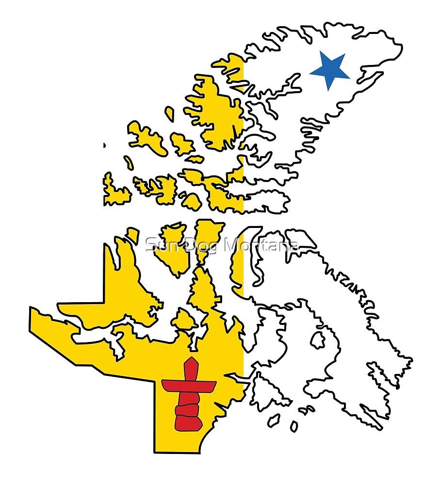 Nunavut by Sun Dog Montana