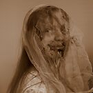 Zombie square bride by Vikki Turton