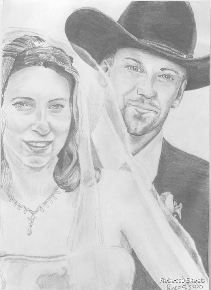 The Wedding by Rebecca Skeels