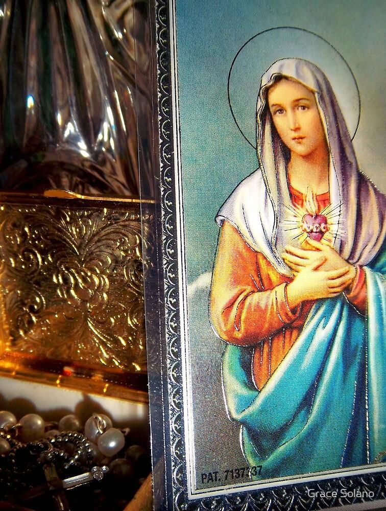Maria by Graciela Maria Solano