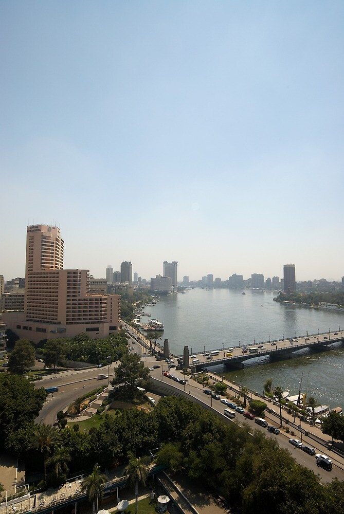 Cairo - Egypt by victoria  tansley