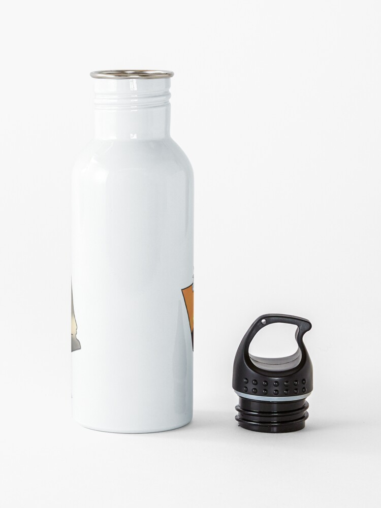 Alternate view of Porcelain Flies Water Bottle