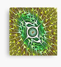Spring Dragon Eye Canvas Print