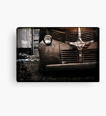 The Beater Canvas Print