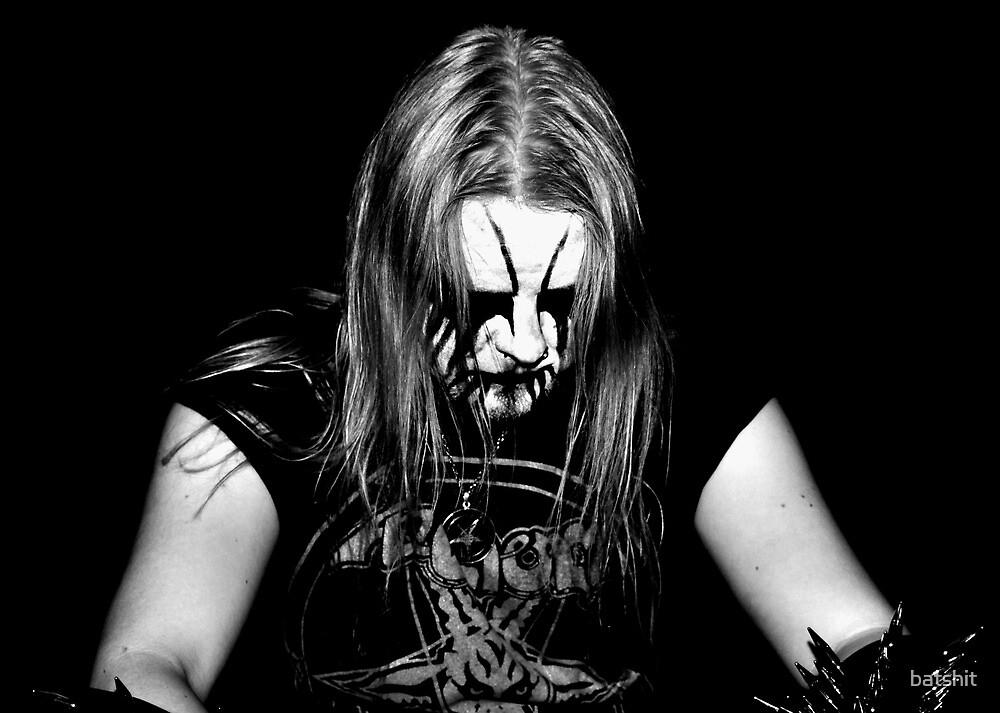 Satanic Warmaster by batshit