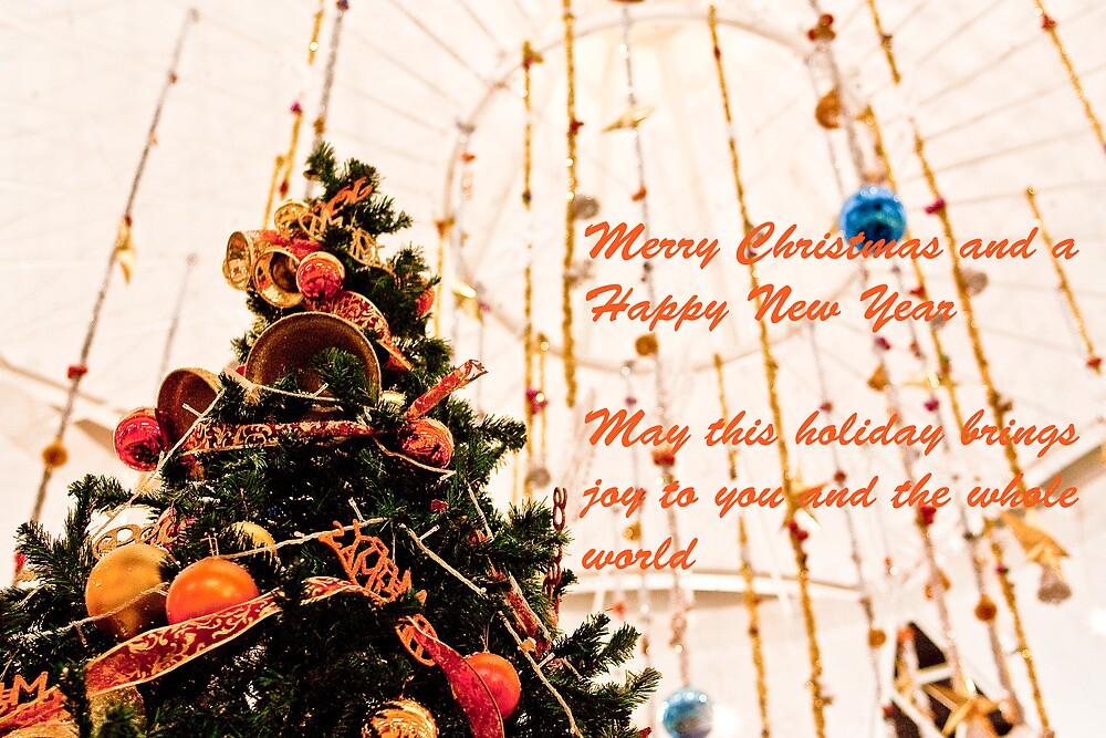 Christmas Wish Card by ianhar