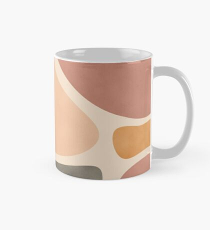 Pottery Shapes #redbubble #abstractart Mug