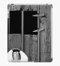 Old Barn Facade iPad Case/Skin