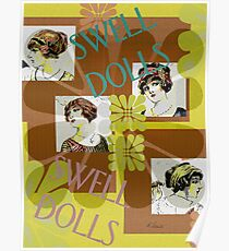 Swell Dolls Poster