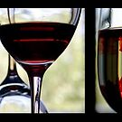 a drop of red by Ingrid Beddoes