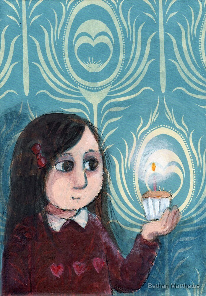 Fairy cake by Bethan Matthews