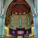 Christchurch Cathedralling ( 7a  by Larry Davis