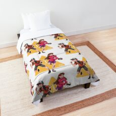 The Mystery Twins Comforter