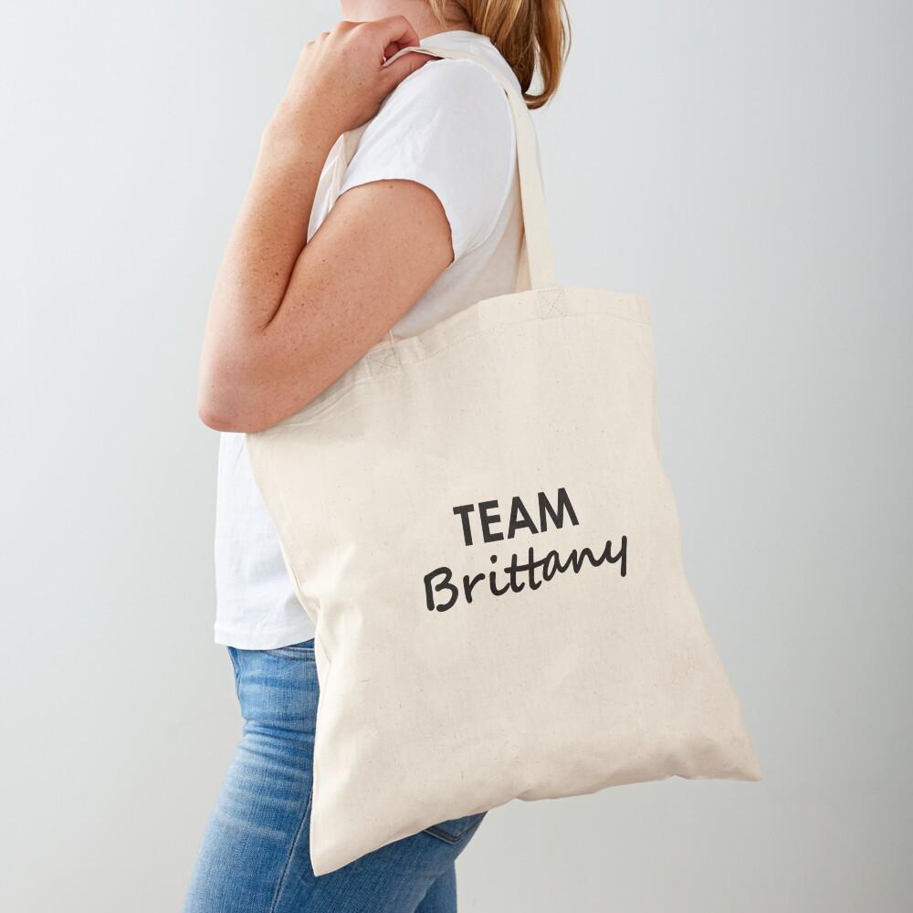 Team Brittany - Tote Bag Tote Bag
