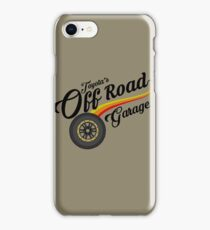 Off Road Garage iPhone Case/Skin