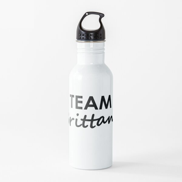 Team Brittany - Water Bottle Water Bottle