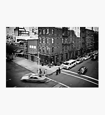 Streets of New York II Photographic Print