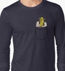 Shrek Pocket Long Sleeve T-Shirt